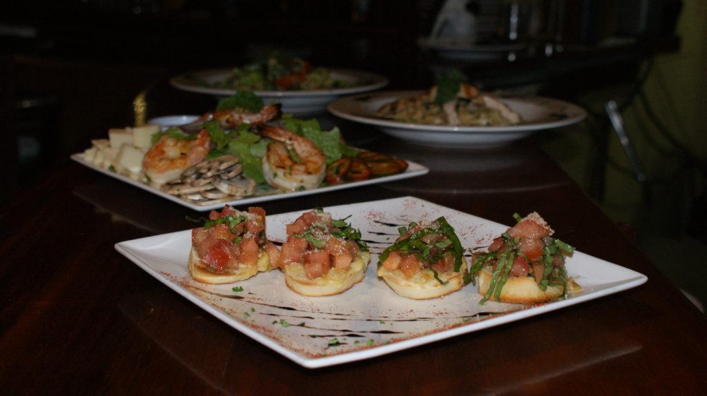 Italian Restaurant in manuel Antonio